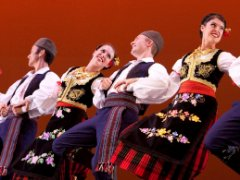 The European festival of Serbian Folklore