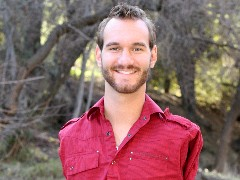 Nick Vujicic sends a powerful message from Exit Festival 2017