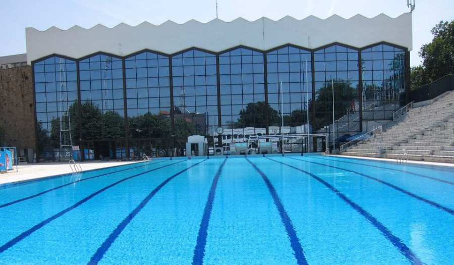 Take me to a swimming pool belgrade beat Olympic swimming pool water temperature