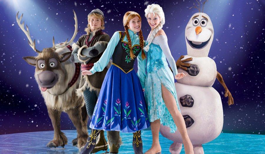 Disney On Ice 2017 Worlds Of Enchantment In Belgrade Belgrade Beat