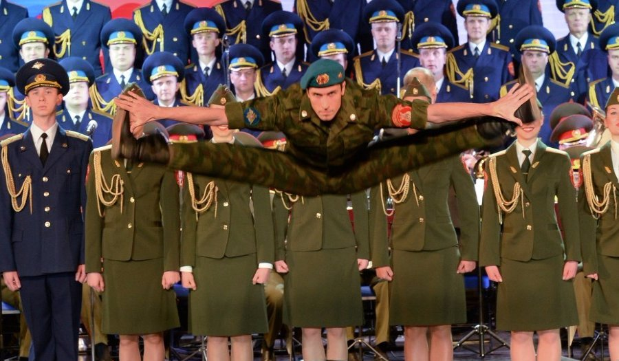 The Alexandrov Ensemble - The Red Army Choir | Belgrade Beat
