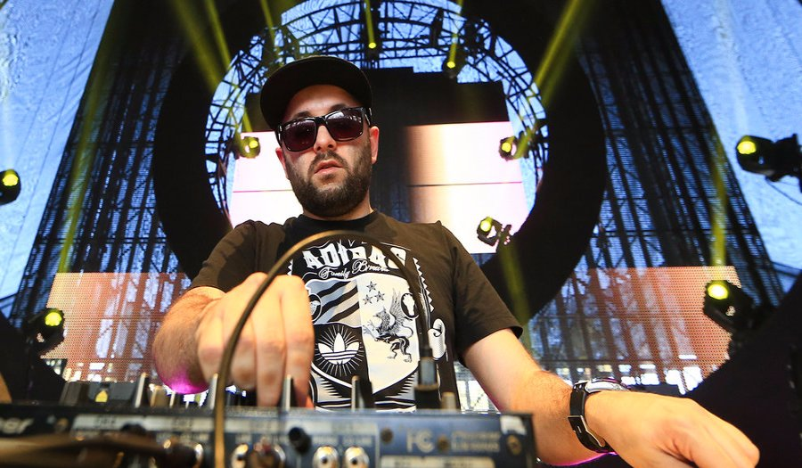 Gramatik Will Kick Off The New Year With North American Re:Coil Tour