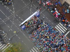 The first Belgrade Half Marathon - December 2017