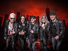 The Scorpions band