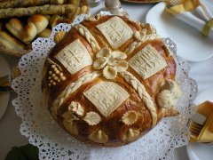 Slava - St. Patron's Day - a religious custom in Serbia