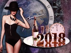 The Serbian New Year's Eve 2018 at clubs