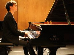 Francesco Tristano is opening Kombank Hall