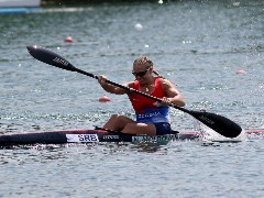 Canoe and Kayak Sprint World Cup in Belgrade