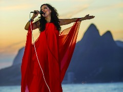 Bebel Gilberto in Belgrade