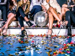 Clubs Belgrade: the New Year's Eve