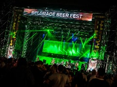 Belgrade Beer Fest 2017 reveals music repertoire