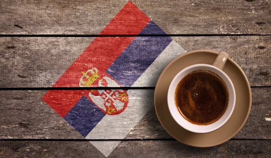 Always and forever - Serbian coffee