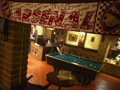 Old London pub