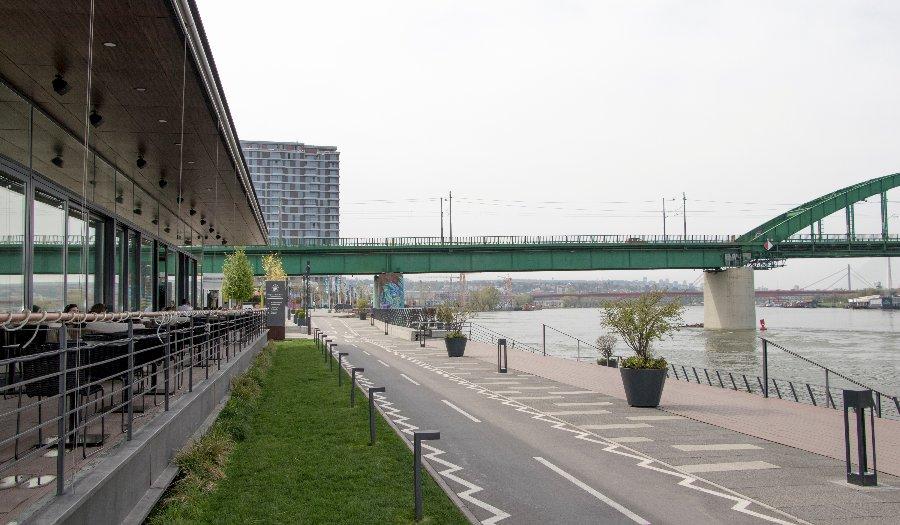 Belgrade Attractions Sava Promenade Belgrade Beat