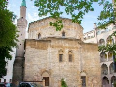 The Bajrakli Mosque