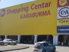 Shopping Center Karaburma